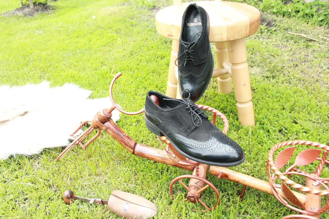 Оригинальные мужские туфли Florentino