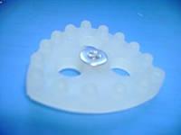 Очиститель треугольный с полимерными гвоздиками для сит до 200 микрон