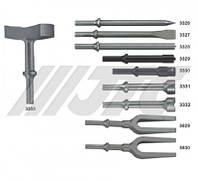 Зубило для пневмомолотка 114 мм, цилиндрическое (шт.)