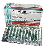 Артифрин, Здоровье Форте 1,7 мл.