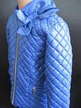 Легкие куртки  из плащевки для девочек ., фото 3