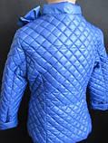 Легкие куртки  из плащевки для девочек ., фото 4