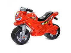 Толокар мотоцикл Орион 501 красный, 2х-колесный