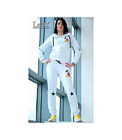 Женский стильный спортивный  костюм Микки Плейн S,M,L