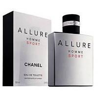 Мужская туалетная вода Chanel Allure Homme Sport (Шанель Аллюр Хомм Спорт)