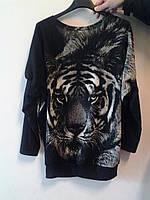 Женское  туника Тигр р. 42-48