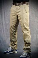 Мужские брюки (штаны) Чинос из лёгкой хлопковой ткани.