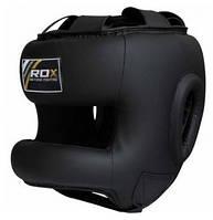 Шлем боксерский тренировочный RDX с бампером