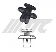 Автомобильная пластиковая клипса (бампер HONDA ( уп 100 шт.) (шт.) RD44 JTC