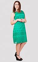 Обалденное женское платье из легкой ткани