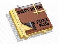 Диффузионная гидроизоляционная мембрана Dorken Delta Foxx Plus, Харьков