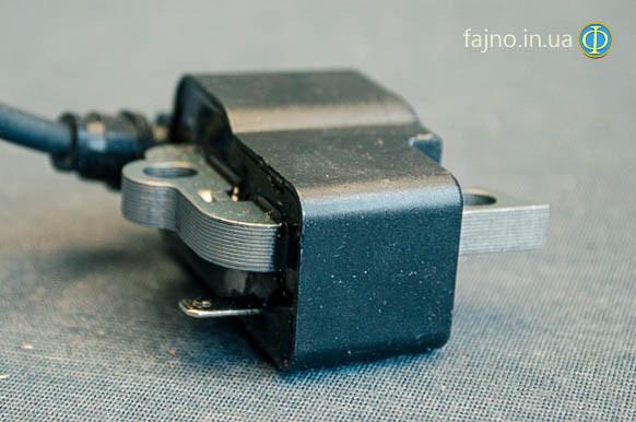 Катушка зажигания на бензопилу (тип Stihl 341, 361, 441)