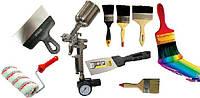Инструмент и сопутствующие материалы