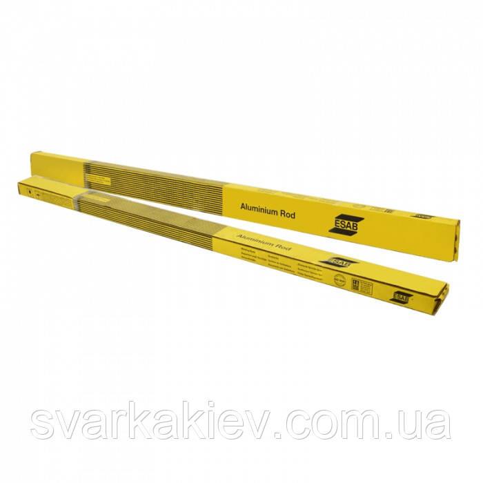 Сварочная проволока ESAB OK Tigrod 4043 2,0 мм (тубус 2,5 кг)