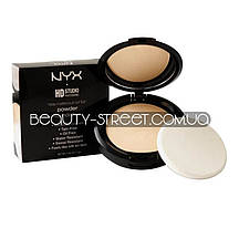 NYX Пудра DEFINE & REFINE POWDER FOUNDATION IVORY