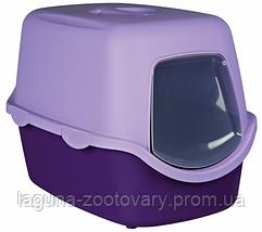 """Туалет-домик для кошек и котят """"Вико"""", 40х40х56см, фото 2"""
