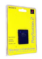 Карта памяти для PS2 на 64Мб