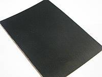 Пленка с эффектом шлифованного аллюминии черная