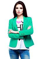 Женский модный пиджак  Лорин   по низким ценам