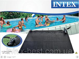 Коврик-нагреватель воды от солнца INTEX 28685 Solar Heating Mat, фото 2