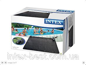 Коврик-нагреватель воды от солнца INTEX 28685 Solar Heating Mat, фото 3
