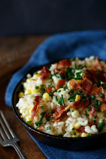Рис на чугуне: итальянское ризотто