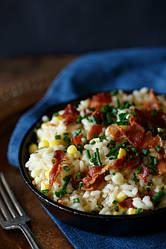 Рис на чавуні: італійське різотто