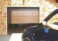 Ворота автоматические гаражные серии Trend производство ТМ Алютех