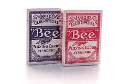 Карты игральные «Bee»