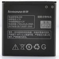 Аккумулятор BL200 на Lenovo A580, A700E+