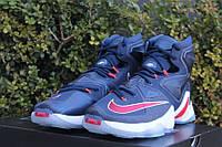 """Баскетбольные кроссовки Nike LeBron 13 """"Midnight Navy"""""""