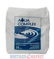 AquaСomplex - загрузка для удаления солей жесткости, железа, марганца, органики (25 л)