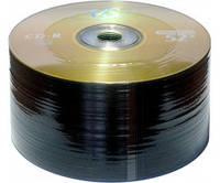 DVD-R диски для видео VS золотистый 16x Bulk/50