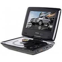 Портативный DVD плеер SAMSUNG 771 TV/USB/SD