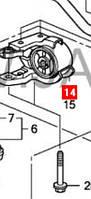 Сайлентблок переднего рычага на Хонда С-РВ.Код:51395SWAE01