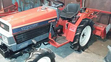 Японский трактор Yanmar FF155