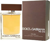 Мужская туалетная вода Dolce & Gabbana The One Men (Дольче И Габбана Зе Ван Мен)