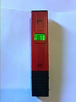 РН метр с автоматическим компенсатором температуры и подсветкой РН 2011
