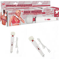 Вибромассажер MAGIC MASSAGER 220volt Topco Sales (1610011909)