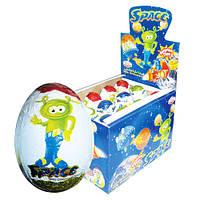 Шоколадное яйцо Спейс Space 25 гр.