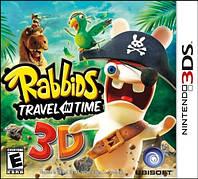 Игра 3DS Rabbids: Travel in Time 3D б/у