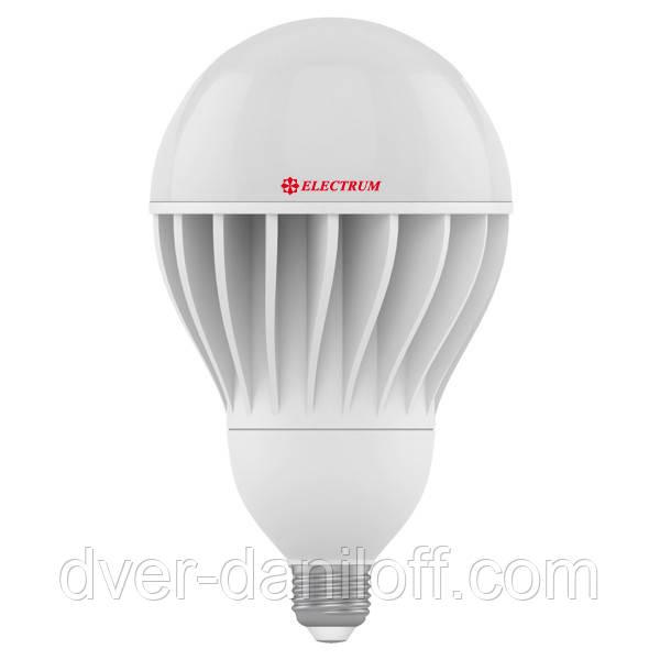 Лампа ELECTRUM светодиодная сферическая GLOBE D120 30W E27 4000 AL LG-30