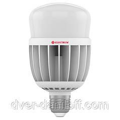 Лампа ELECTRUM светодиодная сферическая GLOBE A80 30W E27 4000 AL LA-40
