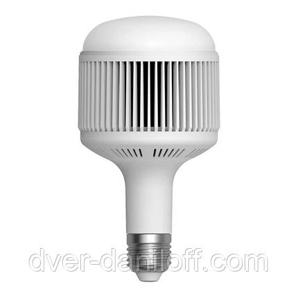 Лампа ELECTRUM светодиодная сферическая GLOBE PAR 50W E40 4000 AL LP-96, фото 2