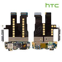 Шлейф для HTC A8181 Desire, камеры, боковых клавиш, с компонентами (оригинал)