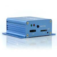 Мини DVR видеорегистратор 1 CH одноканальный cистема безопасности 12В
