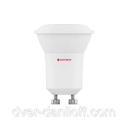 Лампа ELECTRUM светодиодная MR11 3W PA LR- 4 GU10 4000, фото 2