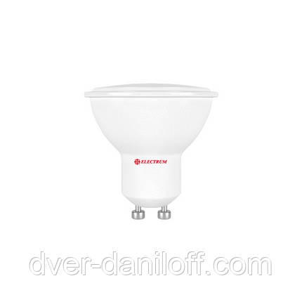 Лампа ELECTRUM светодиодная MR16 5W GU10 2700 PA LR-5, фото 2