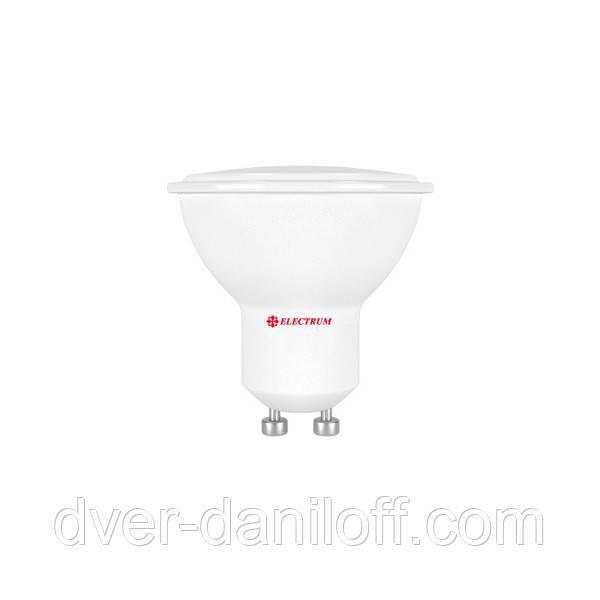 Лампа ELECTRUM светодиодная MR16 5W GU10 4000 PA LR-5