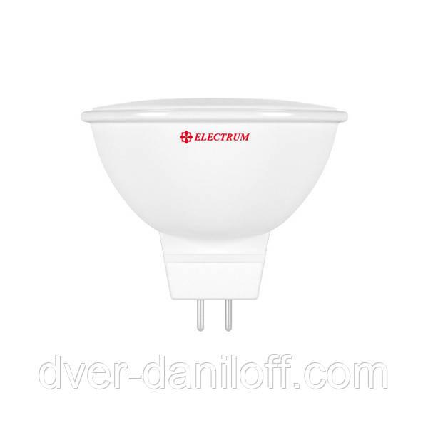 Лампа ELECTRUM светодиодная MR16 5W GU5.3 4000 PA LR-5